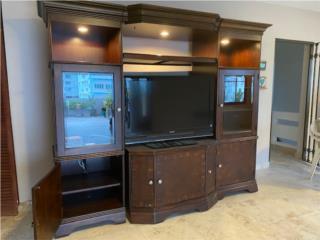 Mueble para televisor y piezas del hogar, Puerto Rico