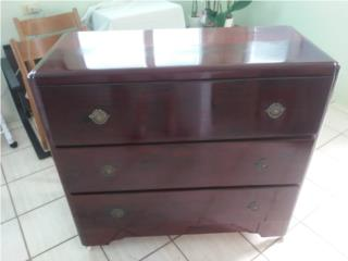 Vintage Night Stand and Three drawer chest, Puerto Rico