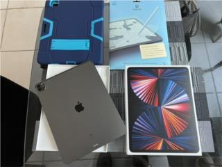 iPad Pro M1 12.9 5ta Generacion, Puerto Rico