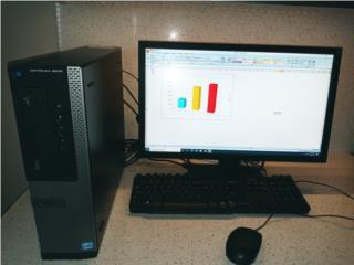 Computadora Dell Optiplex 3010, como nueva!, Puerto Rico