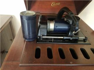 Victolas grabadoras proyectores antiguos, Puerto Rico