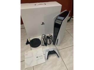 Playstation 5 Disco con Caja, Puerto Rico