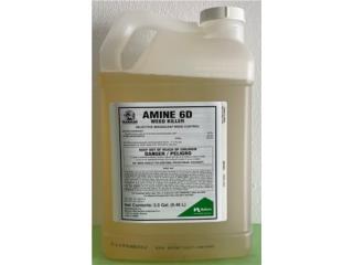 Herbicida Amine 6D 2.5 galones, Puerto Rico