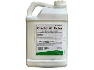 Herbicida Credit 41 Extra 2.5 Galones  , Puerto Rico