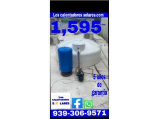 Cisterna 500gl trabajamos otros tamaños , Puerto Rico