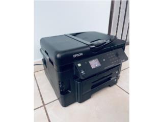 Printer Epson Workforce 3530, Puerto Rico