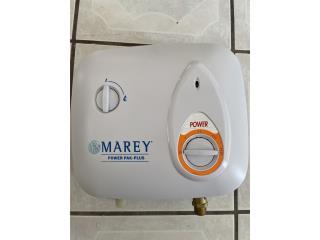 Calentador Marey, solo se uso una vez, Puerto Rico