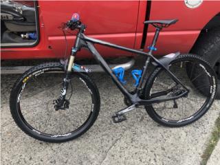 Mountain bike carbon, Puerto Rico