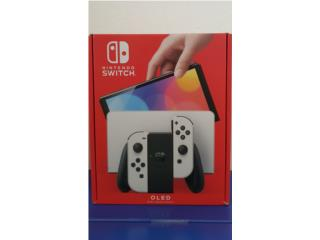 Nintendo switch oled *nuevo*, Puerto Rico