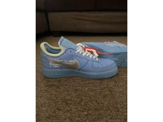 Nike Air Force 1 Off-White, Puerto Rico