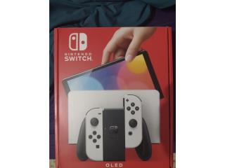 Nintendo switch oled , Puerto Rico