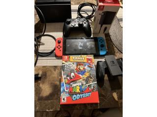 SV Nintendo Switch, Puerto Rico