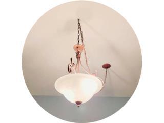 Hermosa lámpara colgante $125, Puerto Rico