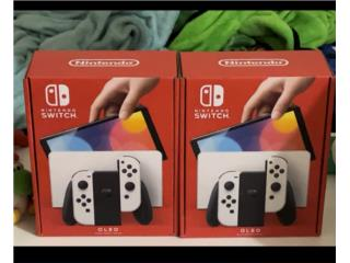 Nintendo Switch oled nuevos , Puerto Rico
