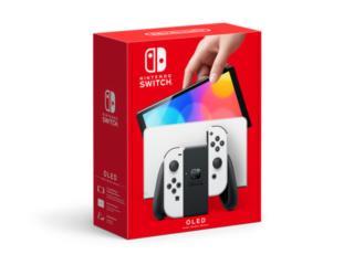 Nintendo Switch Oled / Nuevo, Puerto Rico