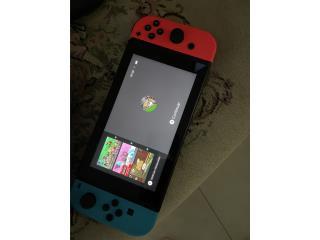 Nintendo Switch, Puerto Rico