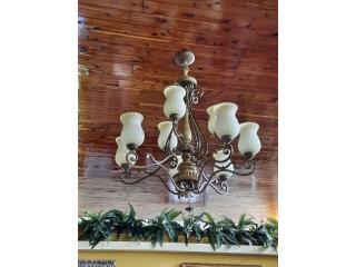 Se vende lámpara de techo, Puerto Rico