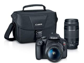 Canon EOS Rebel T6 Digital SLR Camera Kit , Puerto Rico