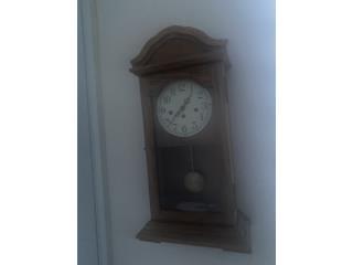 Reloj de pendulo, Puerto Rico