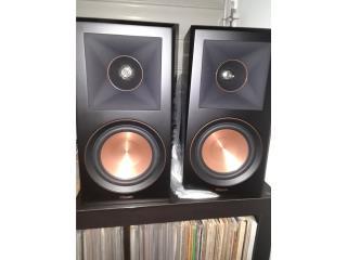 Bocinas Klipsch RP-600M - speakers, Puerto Rico