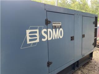 Generador Eléctrico SDMO 150KW, Puerto Rico