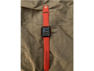 Vendo Apple Watch series 6 rojo 44mm $380, Puerto Rico
