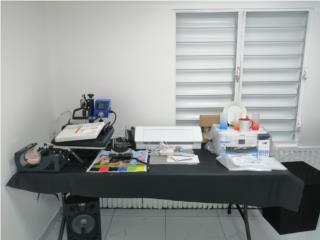 Equipo para sublimación y printing , Puerto Rico