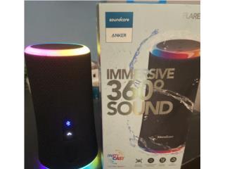 Bocina Bluetooth soundcore, Puerto Rico