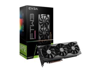 EVGA GeForce 3060 TI Nueva, Puerto Rico