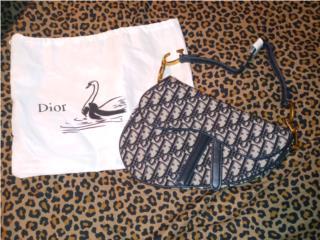 Cartera Cristian Dior original, Puerto Rico
