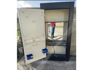 Caja fuerte, Puerto Rico