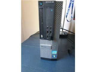 Optiplex i5 quadcore. 12Gb ram.240gb SSD. W10, Puerto Rico