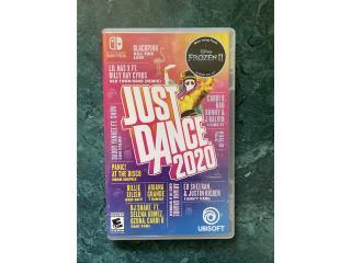 Just Dance 2020 para Nintendo switch , Puerto Rico