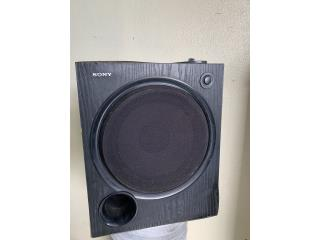 Subwoofer Sony 120w, Puerto Rico