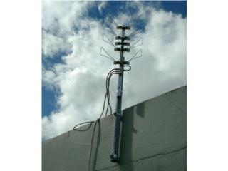 Antenas HiTech la de más alcance , Puerto Rico
