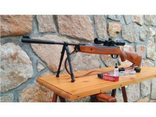 Rifle de pellets .22 Hatsan Striker con Mira, Puerto Rico