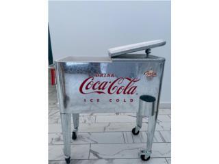 Nevera/Cooler Coca-Cola , Puerto Rico