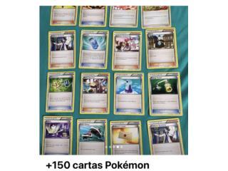Cartas pokemón, Puerto Rico
