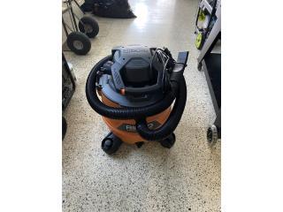 Vacuum Cleaner RIGID, Puerto Rico