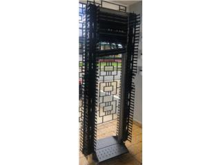 racks vestidor networing cat 6 , Puerto Rico