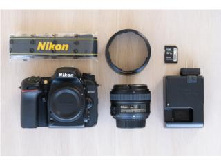 Nikon D7500 + lente 50mm, Puerto Rico