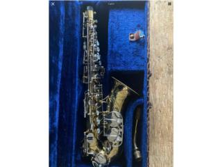 Saxofón Alto Profesional , Puerto Rico