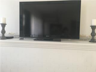 """Televisor Sony 45"""", Puerto Rico"""