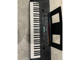 Keyboard Yamaha, Puerto Rico