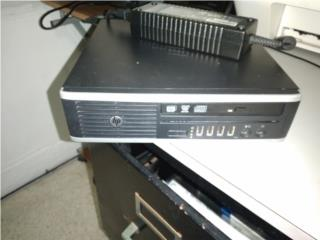 Computadora HP 8300  Mini Desktop, Puerto Rico