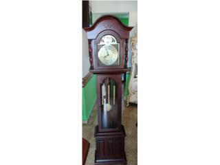 Reloj de piso Grandfather, Puerto Rico