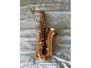 Saxofón Vito Francés, Puerto Rico