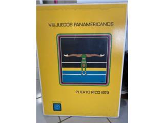 Serigrafía de Colección de los Panamericanos , Puerto Rico