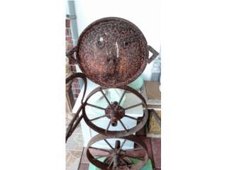 Arte Rústico Antiguo , Puerto Rico