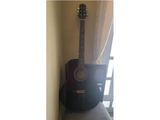 Guitarra Acustica , Puerto Rico